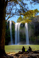 Whangarei Falls in Whangarei New Zealand 3