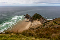 Cape Reinga of the north island of New Zealand