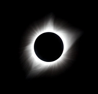 The great American solar eclipse of August 21 2017 totality