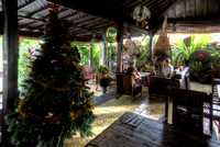 Christmas season in Bali Indonesia copy