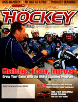 "Six years of my images were published in ""Hometown Hockey"" when I ran my tournament photography gig."